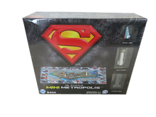 Load image into Gallery viewer, Superman Mini Metropolis 4D Time Puzzle