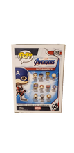 Load image into Gallery viewer, Funko Pop! Avengers Endgame Quantum Realm Suit Captain America