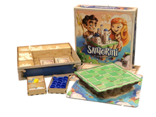Load image into Gallery viewer, Spin Master Santorini - Strategy-Based Board Game