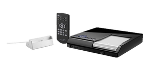 Seagate FreeAgent Theater HD Media Player + FreeAgent Go 250 GB External Hard Drive