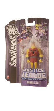 2007 Justice League Unlimited 4
