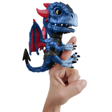 Load image into Gallery viewer, WowWee Fingerlings Untamed Dragon – Shockwave - Kal-Electibles