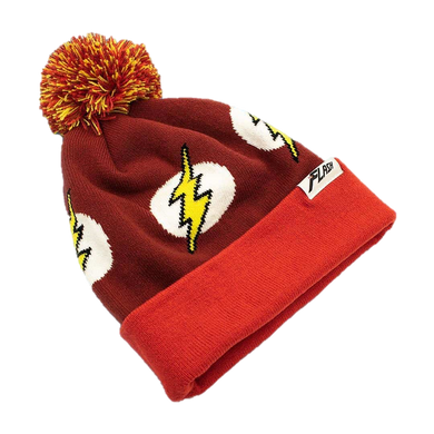 DC Comics World's Finest Collection Exclusive The Flash Beanie