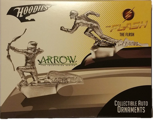 Hoodies Loot Crate Exclusive 2016 The Flash Hood Ornament - Kal-Electibles