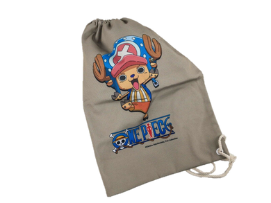 One Piece Tony Chopper Knapsack Cinch Bag Loot Anime Exclusive