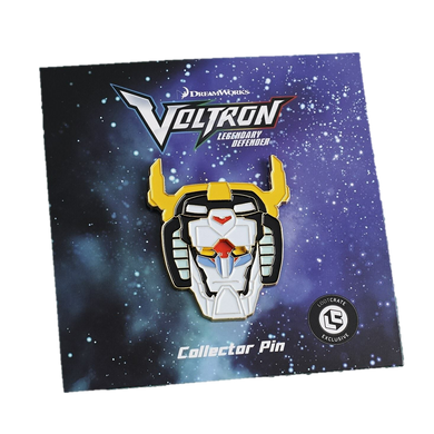 Loot Crate Exclusive Voltron Netflix Animated Exclusive Pin