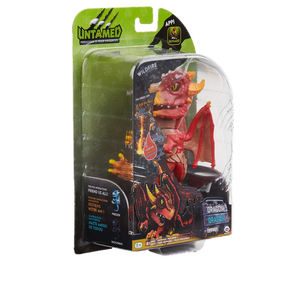 WowWee Fingerlings Untamed Dragon – Wildfire - Kal-Electibles