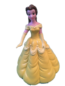 1993 Beauty & The Beast - Belle PVC Coin Bank