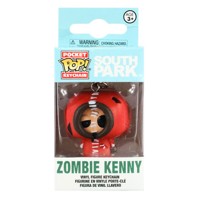 Funko Pop Keychain: South Park - Zombie Kenny
