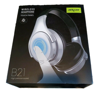 Zealot B21 Deep Bass Portable Touch Control Wireless Bluetooth Over-Ear Headphones with Mic