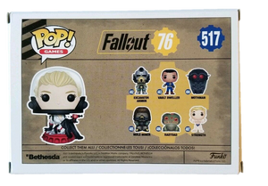 POP! Games: Fallout 76 Nuka-Girl Only at GameStop