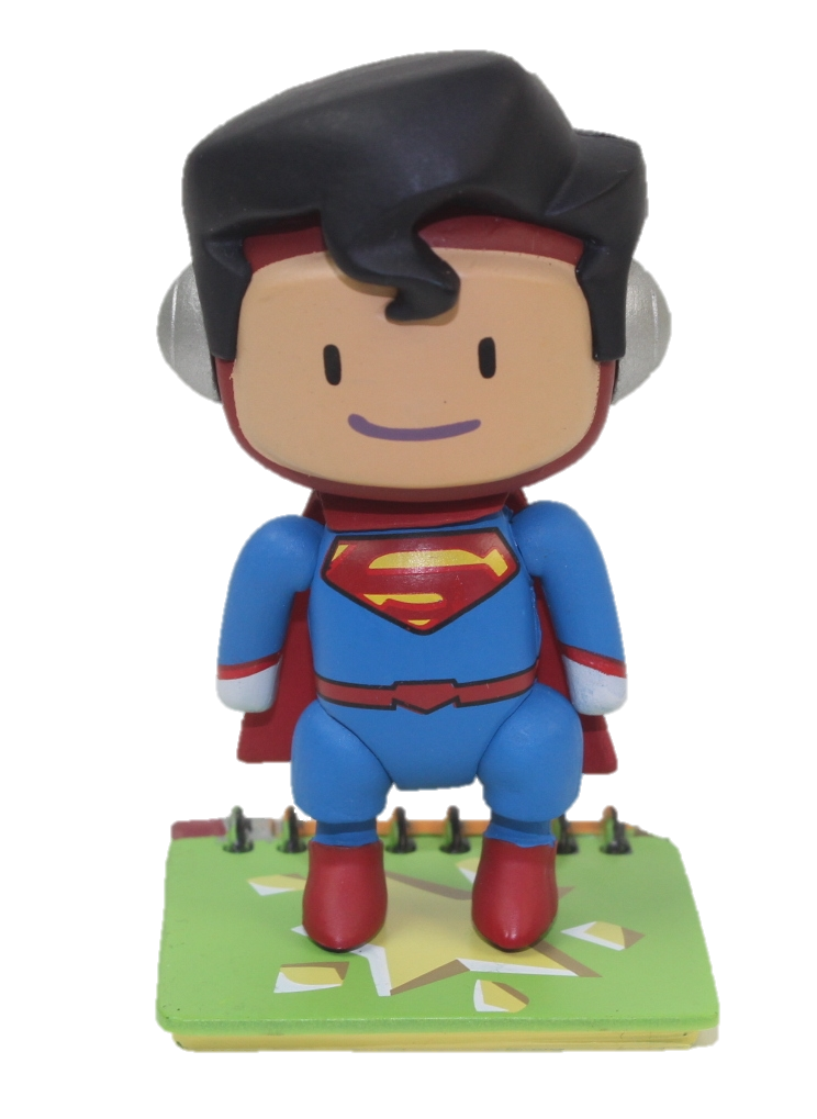 Scribblenauts Unmasked Maxwell As Superman Mystery Chase Figure