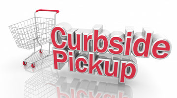 Curbside Pickup Available During Covid