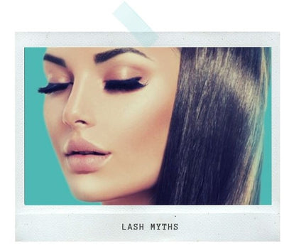 Setting the Record Straight ... Lash Myths & FAQs