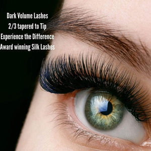 Iris Eyelash Extension Silk Volume Lash .03