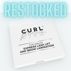 Curl Five™ Express Lash Lift and Brow Lamination