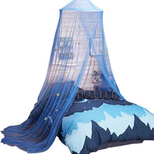 Load image into Gallery viewer, Uarter-Boho-Princess-Mosquito-Net