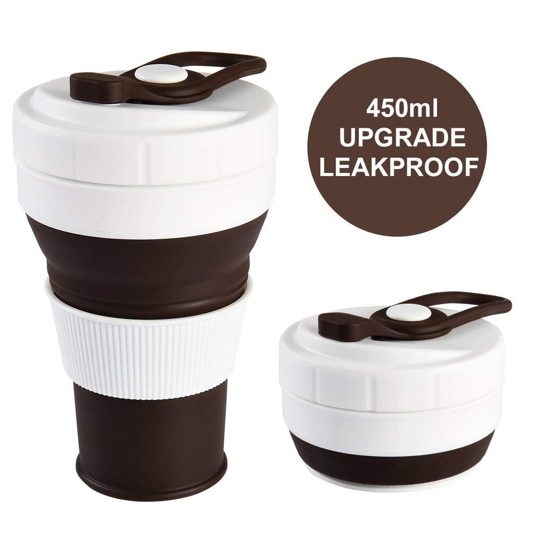 Uarter-Collapsible-Cup