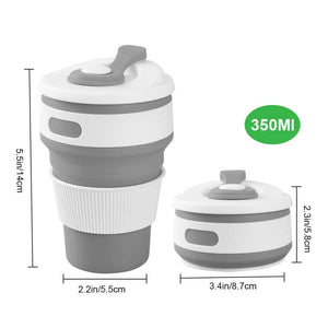 Uarter Coffee Cup Collapsible