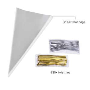 Uarter-Transparent-Package-Bag