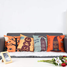 Load image into Gallery viewer, Uarter Square Throw Pillow Case Set Decorative Pillow Covers