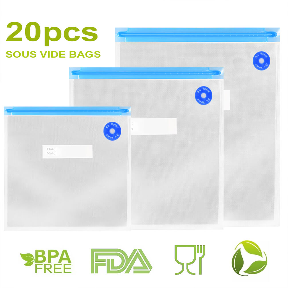 Uarter-Vacuum-Sealing-Bags-Kit