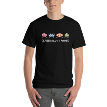 Load image into Gallery viewer, Classically Trained Space Invader T-Shirt