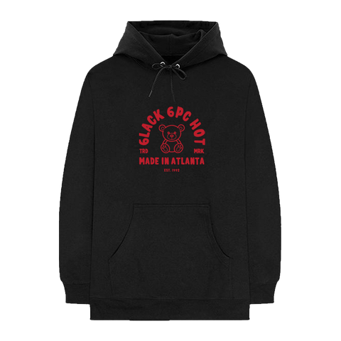 MADE IN ATLANTA BLACK HOODIE + DIGITAL EP