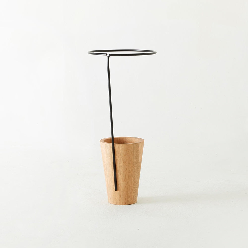 The Fiddlehead Umbrella Stand