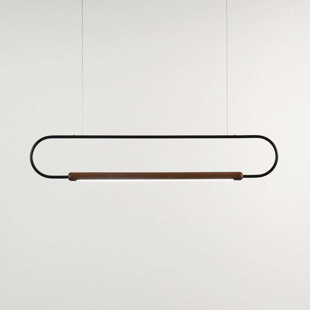 The Horizontal Link Pendant