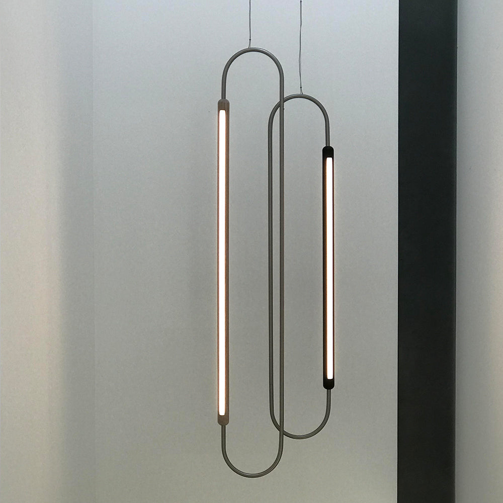 The Vertical Link Pendant