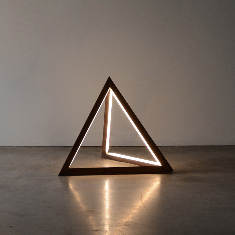 The Tetra Floor Light