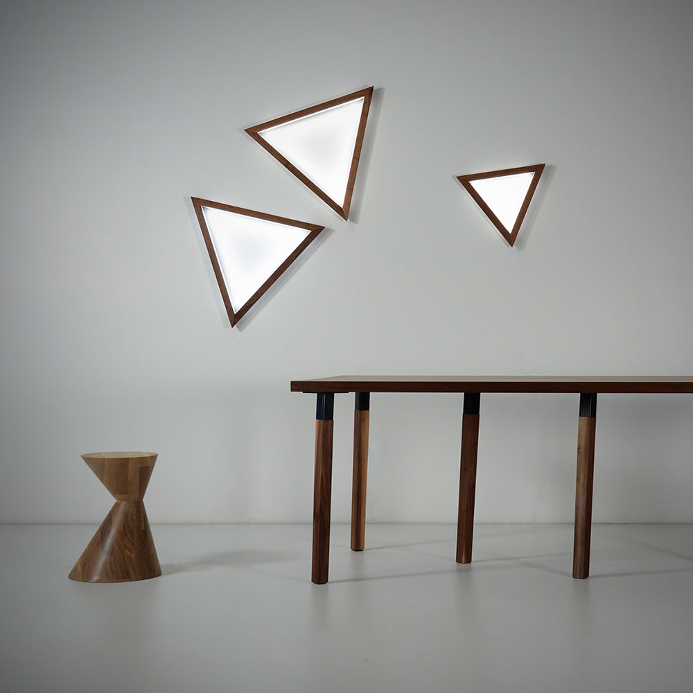 The Triangle Sconce
