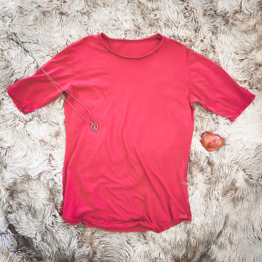 The One Golden Thread Red Shirt