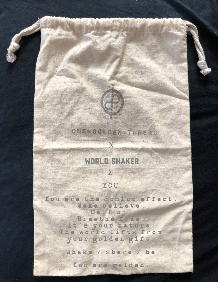 World Shaker Tree Shirt with Tim Storey