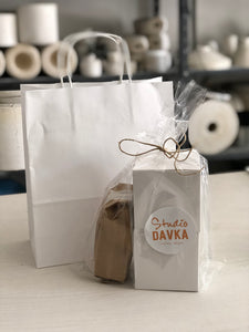 Coffee gift box for 2