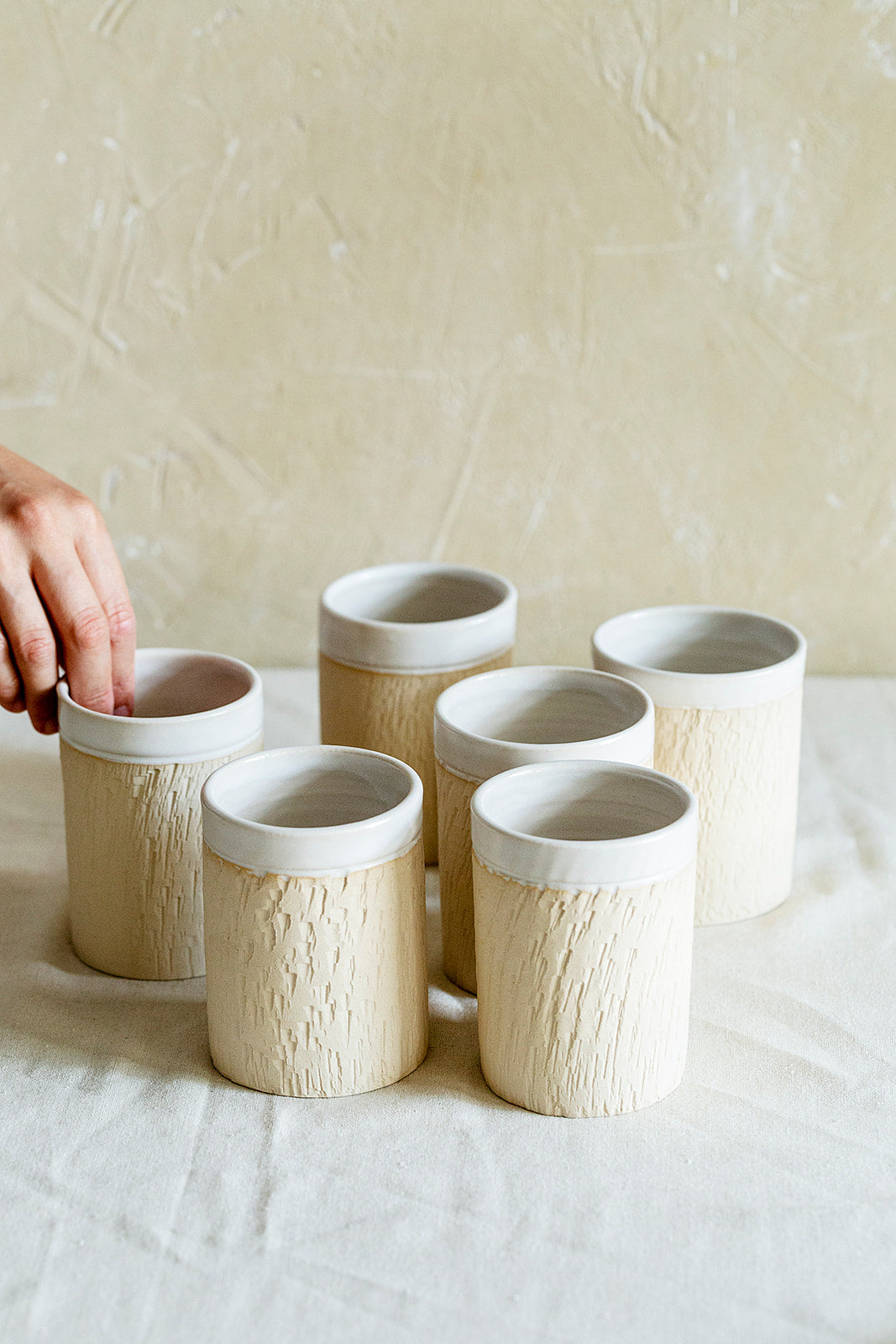 Set of 6 espresso cup