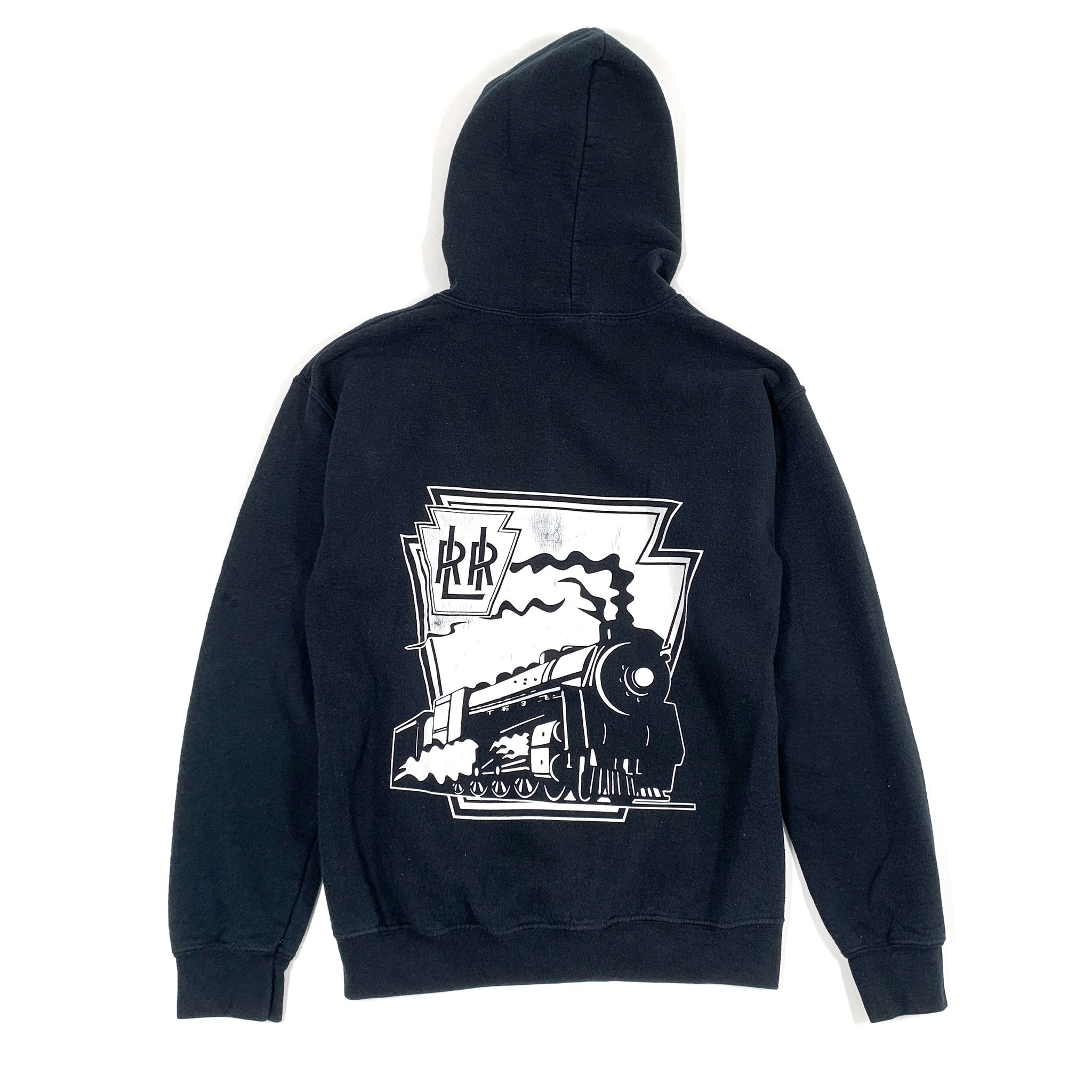 Long Island Rail Road Zip Sweatshirt (S)