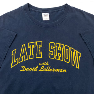 Late Show with David Letterman Tee (L)