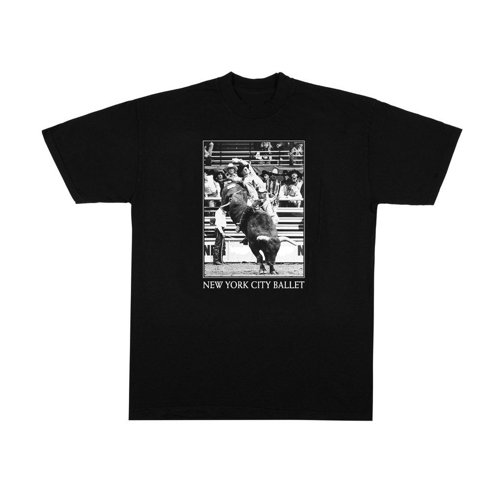 New York City Ballet Tee (Black)