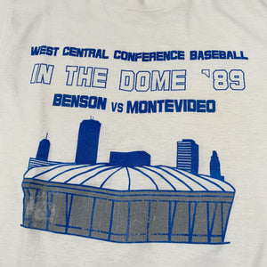 '89 In The Dome Tee (S)