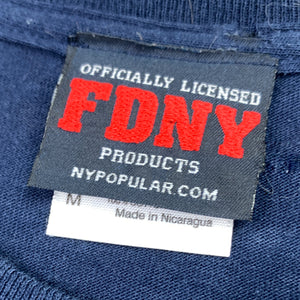 "FDNY Midtown ""Never Miss A Performance"" Tee (Size M)"