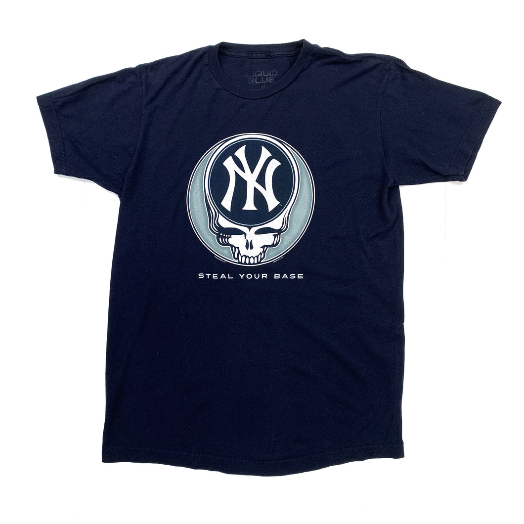 Dead Yankees Steal Your Base Tee (Size M)