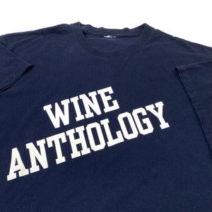 Wine Anthology Tee (Size L)