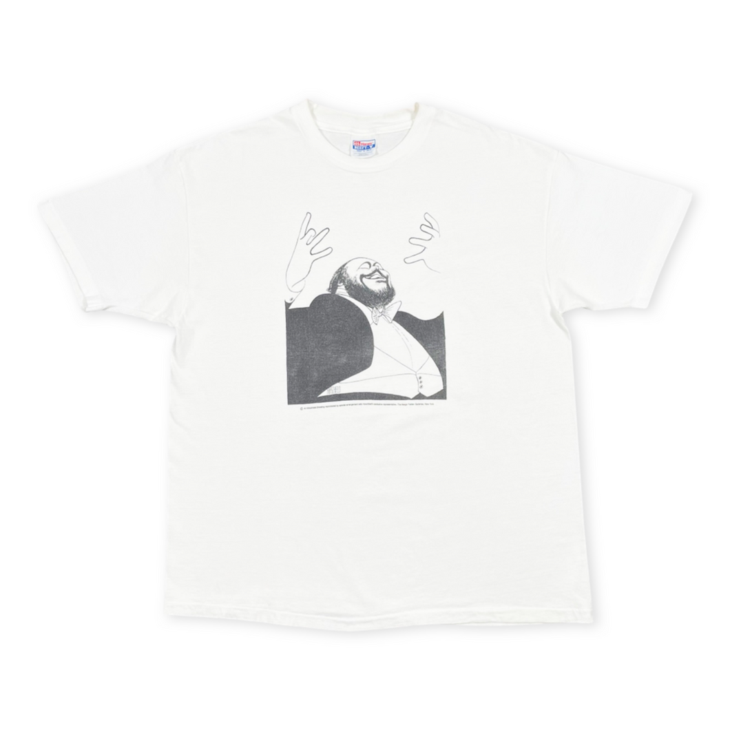 Late 90's New York Tourism Twin Towers Tee (Size XL)