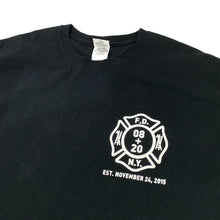 FDNY Ladders 8 & 20 Collabo Tee (Size XL)