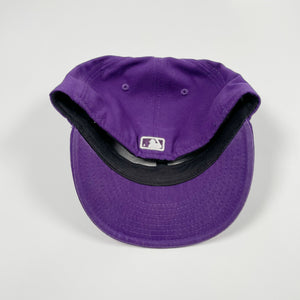 Purple Yankees New Era Fitted (7 1/8)
