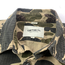 Carhartt WIP Ripstop Button Top (S)