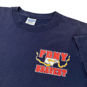 FDNY New York's Bravest Tee (Size XL)