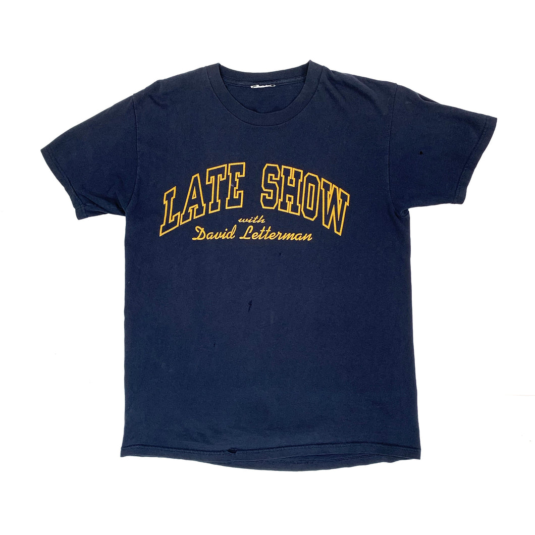 Late Show with David Letterman Tee (Size L)